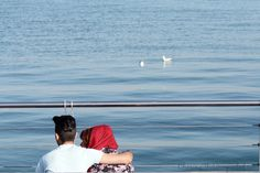 Beauty always inspires romance. Here at Chitgar Lake in Tehran, Iran.