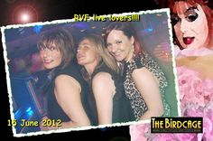 15th & 16th June 2012 at The Birdcage Manchester