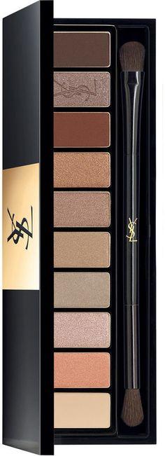 #YSL #makeup Couture Variation Palette