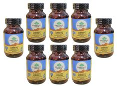 8 PACK  Organic India  Turmeric Formula  60s  8 PACK BUNDLE …; ** Want to know more, click on the image. (This is an affiliate link) Turmeric Supplement, Organic India, Packing, Jar, Link, Image, Food, Bag Packaging, Jars