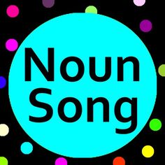 A grammar song with lyrics that introduces Nouns to young learners. Perfect for preschoolers, kindergarten, grade school and ESL students. by iris-flower Nouns Kindergarten, Kindergarten Language Arts, Teaching Language Arts, Teaching Kindergarten, Teaching Reading, Student Teaching, Teaching Tips, Learning, Preschool
