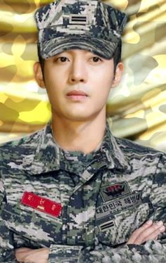 another fan art with militar uniform / p15.v.20