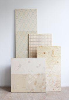 Marquetry, Plywood, Eindhoven, Deco, Architecture, Product Design, Interior, Graduation, Kitchen