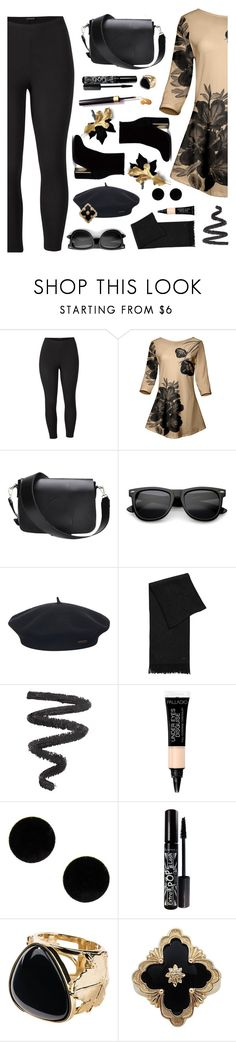 """Untitled #2447"" by countrycousin ❤ liked on Polyvore featuring Venus, Azalea, Element, MM6 Maison Margiela, Rimmel, Aurélie Bidermann, Buccellati and plus size clothing"