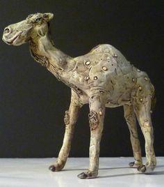 Spotted Camel #Sculpture #Art