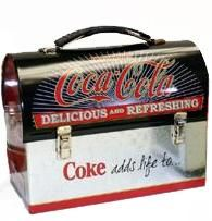 Coca Cola Coke Workman's Carry All - Delicious and Refreshing Design $9.50