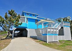 Twiddy Outer Banks Vacation Home - Island Retreat - Corolla - Oceanfront - 4 Bedrooms