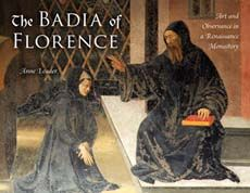 Leader delivers a richly illustrated, interdisciplinary study of the renovated Badia as an integral part of the spiritual, political, and social life of Early Renaissance Florence. Distribution: World, Publication date: 12/9/2011, Format: cloth 340 pages, 205 color illus. 11 x 8.5 ISBN: 978-0-253-35567-6 http://www.iupress.indiana.edu/product_info.php?products_id=655372