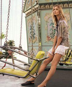 Karlie Kloss for S Moda 2016