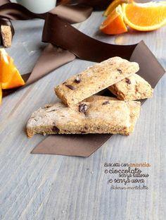 Biscotti con arancia #dairyfree