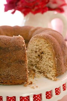 Love Your Mother: Snickerdoodle Cake