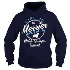 Welsh Springer Spaniel T-Shirts, Hoodies (39$ ==► Order Here!)
