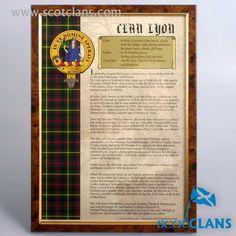 Lyon Clan History Fr