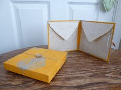 CD Case and Box CD Packaging Wedding DVD by pieceofpaperthings, £15.00