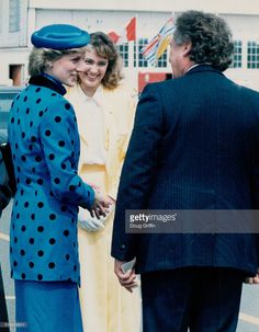 Royal Visits - Prince Charles and Princess Diana (Canada 1986) British Columbia