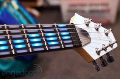gTar iPhone/Midi guitar