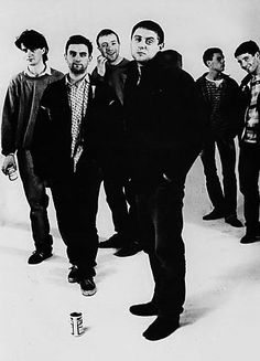 Happy Mondays are an English alternative rock band from Salford, Greater Manchester. Formed in 1980, the band's original line-up was Shaun Ryder on lead vocals, his brother Paul Ryder on bass, lead guitarist Mark Day, keyboardist Paul Davis, and drummer Gary Whelan.