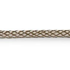 Plain Braided Metal mesh flex cable