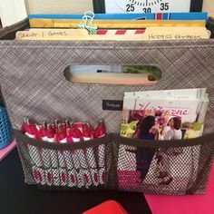 Thirty-One Fold n File ... Use it for your mobile office!  www.mythirtyone.com/kristibruening