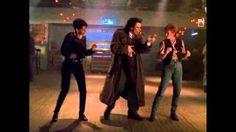 Michael 1996 John Travolta [Dance scene], via YouTube. Love this dance scene!  Great!,