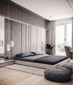 Home Interior Design .Home Interior Design Rustic Master Bedroom, Master Bedroom Interior, Luxury Bedroom Design, Master Bedroom Design, Home Interior, Home Decor Bedroom, Bedroom Ideas, Luxury Interior, Modern Interior