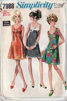 old dress patterns