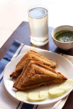 veg cheese toast sandwich recipe | bombay style cheese toast sandwich