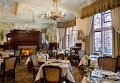 The Milestone Hotel - Overlooking Kensington Palace and Gardens.
