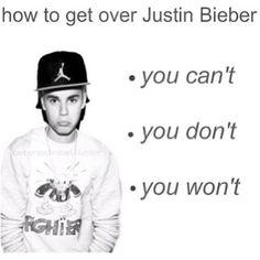 Bieber Fever is uncurable, I repeat uncurable.