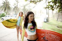 Billabong Surf Capsule Heritage Collection Summer 2015 | KiteSista | THE ONLINE KITESURF AND LIFESTYLE MAGAZINE FOR GIRLS