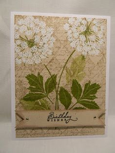 Marcia's Stampin' Pad: MIM#127 - Double Backgrounds