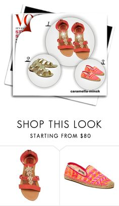 """The girls' best choice"" by caramella-minsk ❤ liked on Polyvore featuring Soludos and Stuart Weitzman"