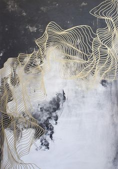 Contemporary Art – Buy Abstract Art Right Painting Inspiration, Art Inspo, Tracie Cheng, L Wallpaper, Art Abstrait, Art Graphique, Art Plastique, Painting & Drawing, Watercolor Painting