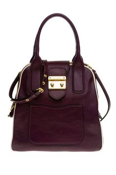 Miu Miu Bauletto Leather Bag - Womens Designer Bags 2013 - Elle