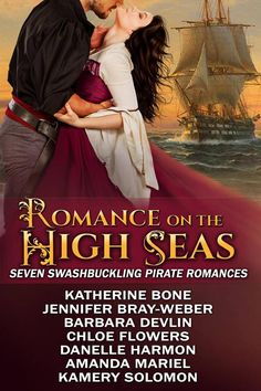 Mythical Books: Romance on the High Seas: Seven Swashbuckling Pirate Romances
