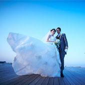 大さん橋 結婚写真