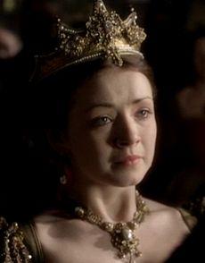 Princess Mary as played by Sarah Bolger