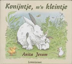 Konijntje m'n kleintje. Digitaal prentenboek met aansluitende opdrachten over jonge dieren. Leermiddelendatabase