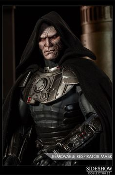 toyhaven: Preview Sideshow Collectibles Star Wars 1/6 scale Darth Malgus 12-inch figure – Is that Bane?