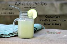 Make Agua de Pepino with Whole Food ingredients.jpg