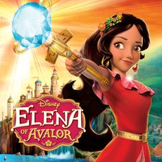 It's her time! There's a new princess in town and she wants to have a dance party with YOU! #ElenaOfAvalor http://smarturl.it/eoast1