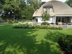 Bostuin | Bostuin bij een exclusieve villa