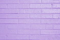 Lilac or Lavender Painted Brick Wall Texture - Free High Resolution Photo Lavender Aesthetic, Violet Aesthetic, Aesthetic Colors, Lilac Sky, Purple Haze, Shades Of Purple, Periwinkle Hair, Color Lila Pastel, Pastel Purple