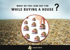 Budget? Location? Locality? Amenities? Security? Infrastructure? What's your deciding aspect for buying your new #HOME