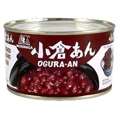 Morinaga Ogura An Sweetened Red Beans 1516 Oz *** Click image for more details.Note:It is affiliate link to Amazon. #JapaneseFood