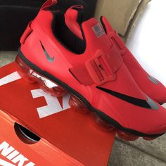 Nike VaPormax 2019 Red New Us 9.5
