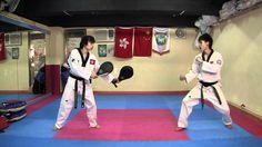 【Taekwondo】Combo Kicks, Turning Kicks, Single Kicks (Long Edition)