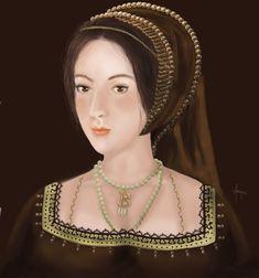 Anne Boleyn by ~Aewin on deviantART