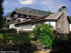 Lake McDonald Lodge, Lake McDonald Area, Glacier National Park