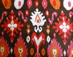 Cotton Fabric,Home Decor Fabric,IKAT Fabric,Quilt Cotton, Dear Stella Patt # 116, Dear Stella Design, By the Yard, 44/45 Inches Wide